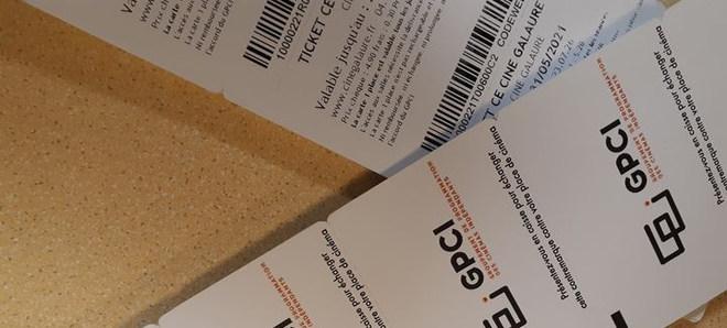 Cartes d'abonnements et tickets C.E