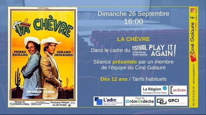 LA CHÈVRE - 26/09/2021 - 16h00