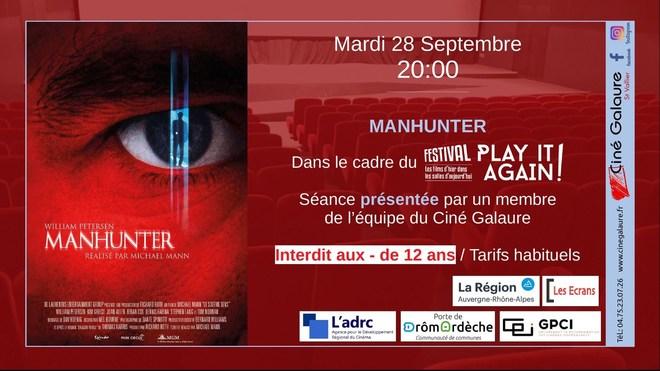 MANHUNTER - 28/09/2021 - 20h00
